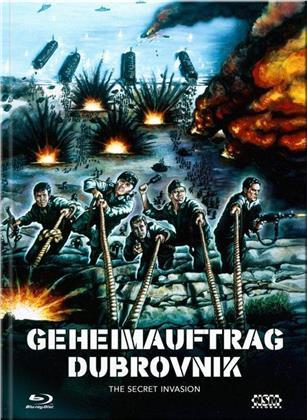Geheimauftrag Dubrovnik (1964) (Cover B, Collector's Edition Limitata, Mediabook, Blu-ray + DVD)