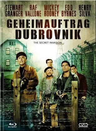 Geheimauftrag Dubrovnik (1964) (Cover C, Limited Collector's Edition, Mediabook, Blu-ray + DVD)