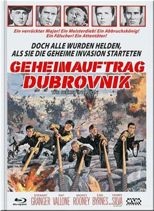 Geheimauftrag Dubrovnik (1964) (Cover D, Limited Collector's Edition, Mediabook, Blu-ray + DVD)