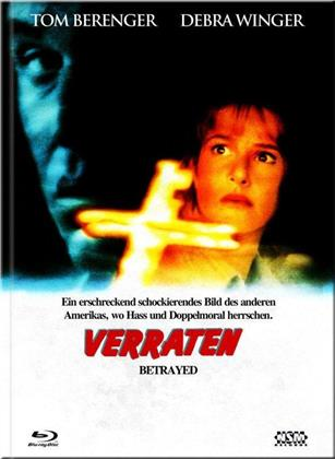 Verraten (1988) (Cover A, Collector's Edition Limitata, Mediabook, Blu-ray + DVD)