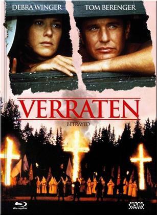 Verraten (1988) (Cover B, Collector's Edition Limitata, Mediabook, Blu-ray + DVD)