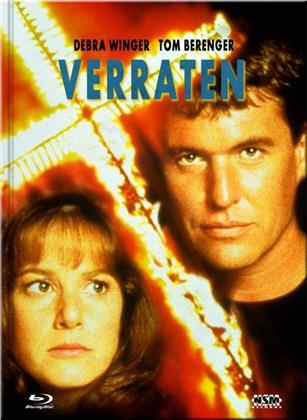 Verraten (1988) (Cover C, Collector's Edition Limitata, Mediabook, Blu-ray + DVD)