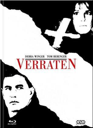 Verraten (1988) (Cover E, Limited Collector's Edition, Mediabook, Blu-ray + DVD)