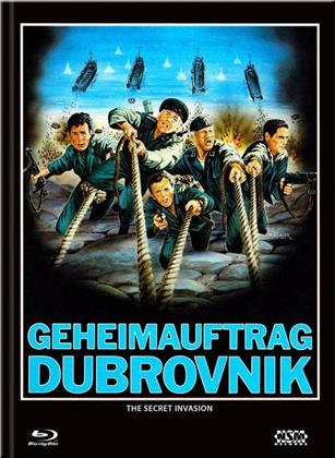 Geheimauftrag Dubrovnik (1964) (Cover A, Limited Collector's Edition, Mediabook, Blu-ray + DVD)