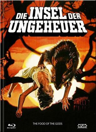 Die Insel der Ungeheuer (1976) (Cover A, Collector's Edition Limitata, Mediabook, Blu-ray + DVD)