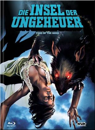 Die Insel der Ungeheuer (1976) (Cover C, Limited Collector's Edition, Mediabook, Blu-ray + DVD)