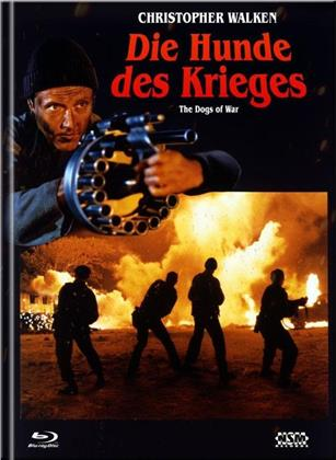 Die Hunde des Krieges (1980) (Cover A, Collector's Edition Limitata, Mediabook, Blu-ray + DVD)