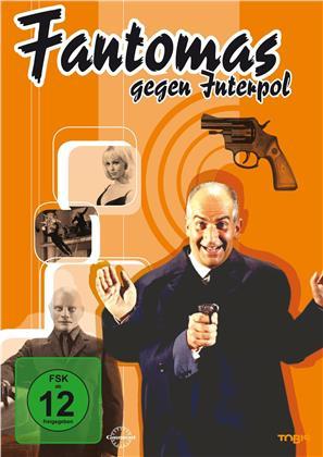 Fantomas gegen Interpol (1965) (Neuauflage)