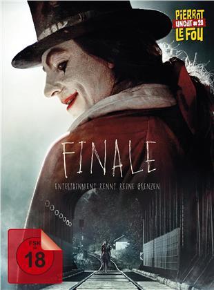 Finale (2018) (Pierrot Le Fou Uncut, Limited Edition, Mediabook, Uncut, Blu-ray + DVD)