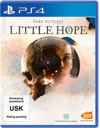 The Dark Pictures: Little Hope (German Edition)