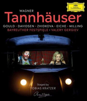Bayreuther Festspiele Orchestra, Valery Gergiev & Stephen Gould - Wagner - Tannhauser (Deutsche Grammophon)