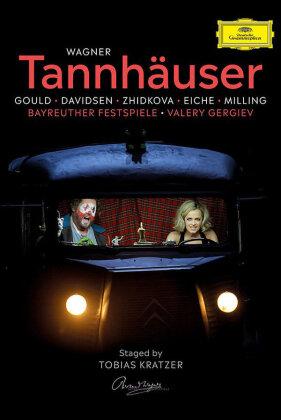 Bayreuther Festspiele Orchestra, Valery Gergiev & Stephen Gould - Wagner - Tannhauser (Deutsche Grammophon, 2 DVDs)