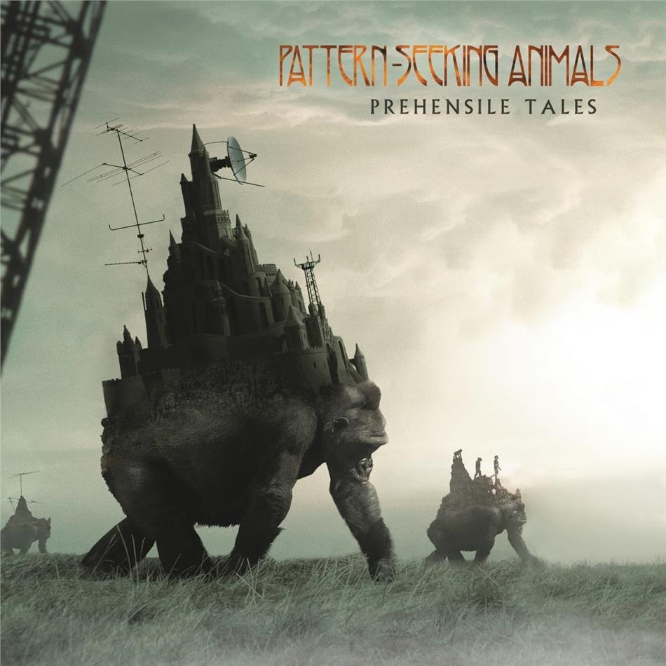 Pattern-Seeking Animals - Prehensile Tales (3 LPs)