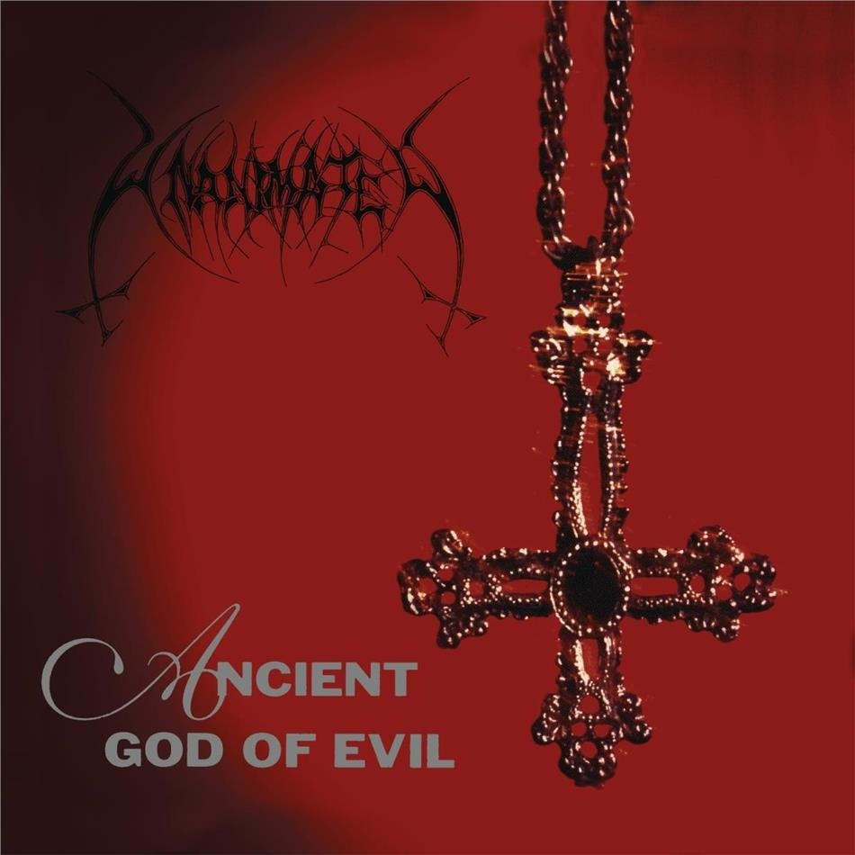 Unanimated - Ancient God Of Evil (2020 Reissue, Century Media, LP)