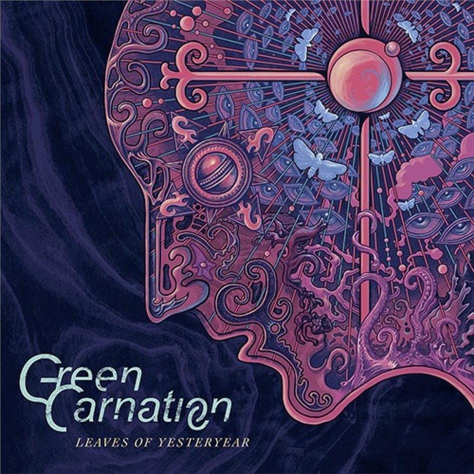 Green Carnation - Leaves Of Yesteryear (Digipack)