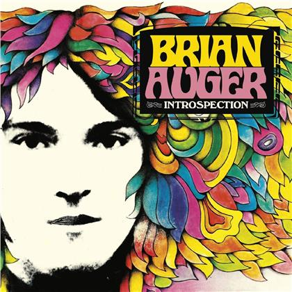 Brian Auger - Introspection (Digipack, 3 CDs)