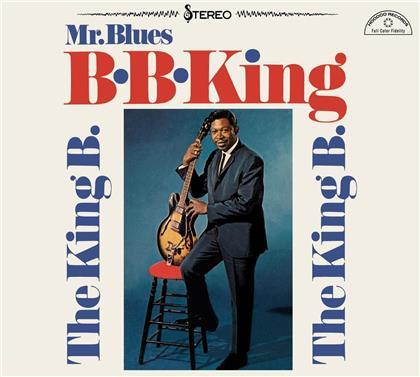 B.B. King - Mr Blues (2020 Reissue, + Bonustrack)