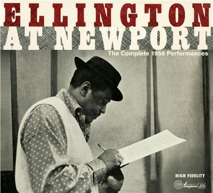 Duke Ellington - Complete Newport 56 (2020 Reissue, + Bonustrack, Limtied Edition, 2 CDs)