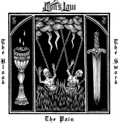 Lion's Law - The Pain, The Blood And The Sword (LP)