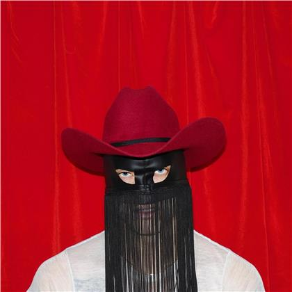 Orville Peck - Pony (Limited Edition, Neon Orange Transparent Vinyl), LP)