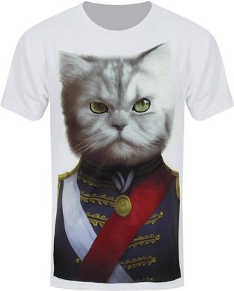 Admiral Whiskers - Men's Sub T-Shirt