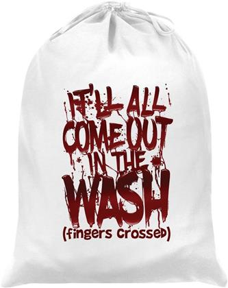 It'll All Come Out in the Wash - Laundry Bag