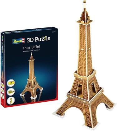 Revell Eiffelturm - 20 Teile 3D Puzzle
