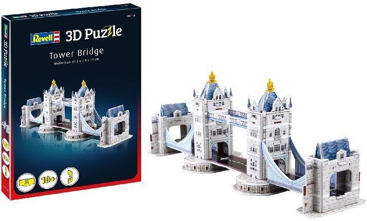 Revell Tower Bridge - 32 Teile 3D Puzzle