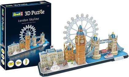 Revell London Skyline - 107 Teile 3D Puzzle