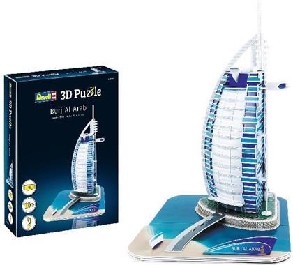 Revell Burj Al Arab - 46 Teile 3D Puzzle