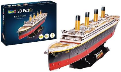 Revell RMS Titanic - 113 Teile 3D Puzzle
