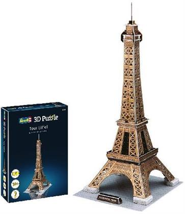 Revell Eiffelturm - 39 Teile 3D Puzzle