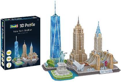 Revell New York Skyline - 123 Teile 3D Puzzle