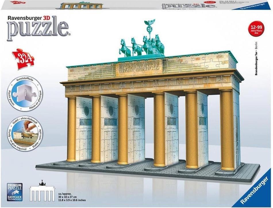 Revell Brandenburger Tor 30th Anniversary - 150 Teile 3D Puzzle