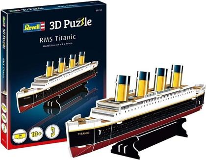 Revell RMS Titanic - 30 Teile 3D Puzzle