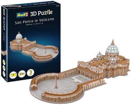Revell San Pietro in Vaticano - 68 Teile 3D Puzzle