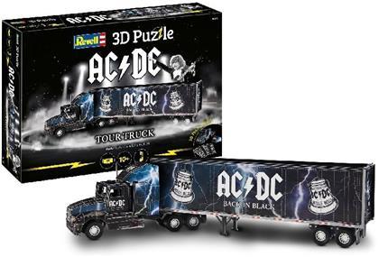 Revell AC/DC Tour Truck - 128 Teile 3D Puzzle