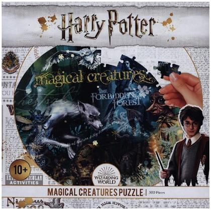 Harry Potter: Magical Creatures - 500 Teile Kinderpuzzle