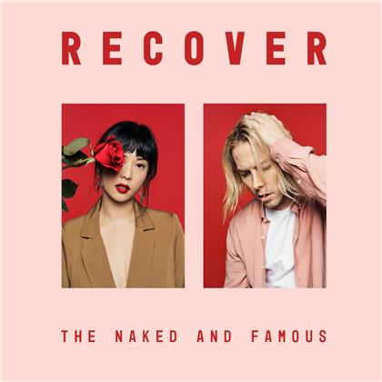 The Naked And Famous - Recover (Japan Edition)