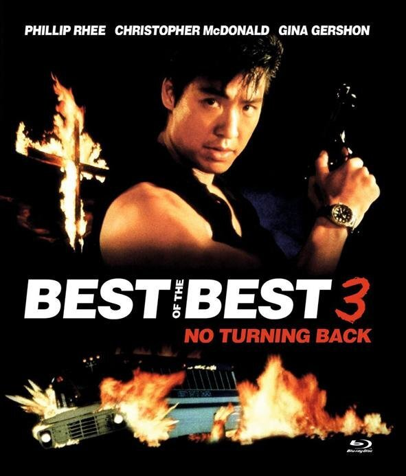 Best of the Best 3 (1995) (Wendecover, Limited Edition, Uncut, Unrated)