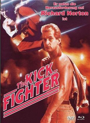The Kick-Fighter (1989) (Cover B, Limited Edition, Mediabook, Blu-ray + DVD)