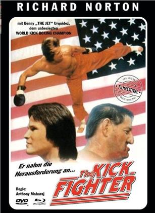 The Kick-Fighter (1989) (Cover C, Limited Edition, Mediabook, Blu-ray + DVD)