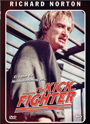 The Kick-Fighter (1989) (Cover D, Edizione Limitata, Mediabook, Blu-ray + DVD)