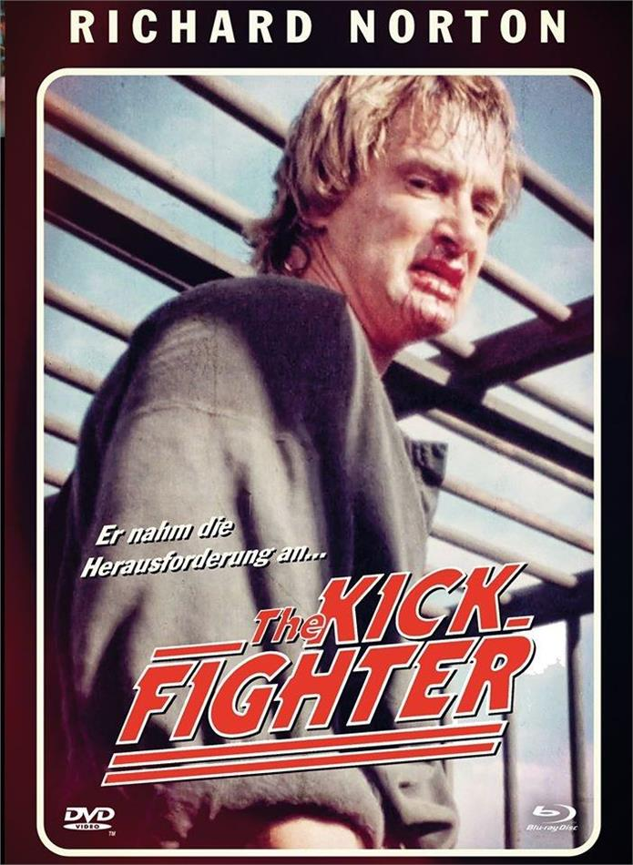 The Kick-Fighter (1989) (Cover D, Limited Edition, Mediabook, Blu-ray + DVD)