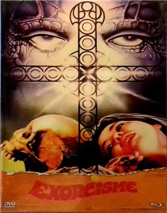 Exorcisme (1974) (Eurocult Collection, Cover M, Limited Edition, Mediabook, Uncut, Blu-ray + DVD)
