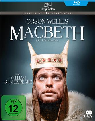 Macbeth (1948) (Filmjuwelen, 2 Blu-ray)