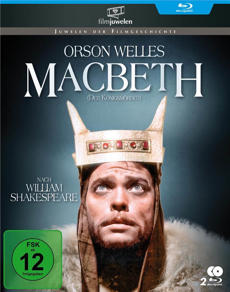 Macbeth (1948) (Filmjuwelen, 2 Blu-rays)