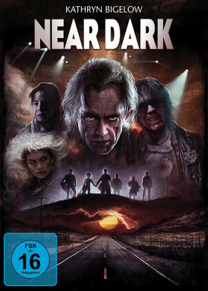 Near Dark (1987) (Mediabook, Special Edition, Uncut, 2 Blu-rays + DVD)