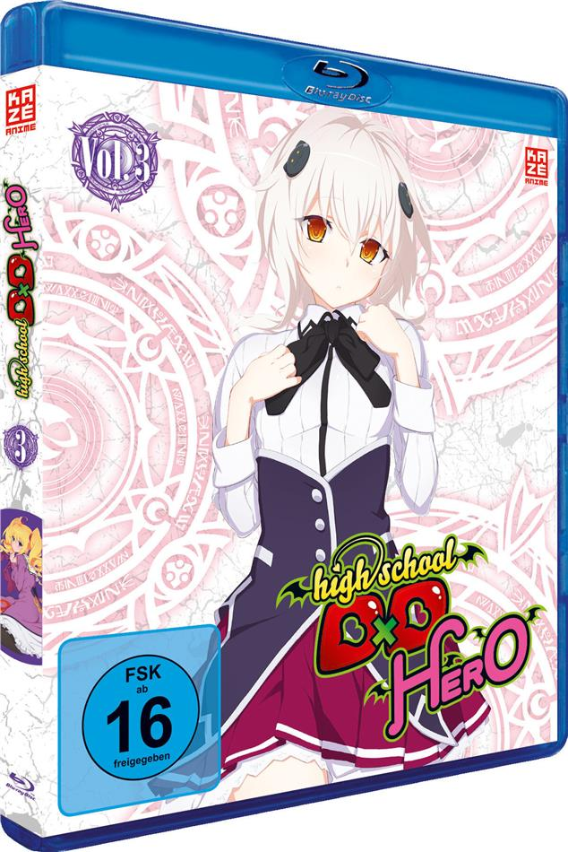 High School DxD Hero - Staffel 4 - Vol. 3