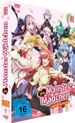 Die Monster Mädchen (2015) (Gesamtausgabe, 4 DVDs)